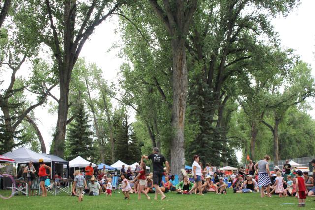 lander riverfest 2014